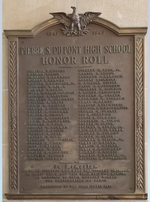 ps plaque